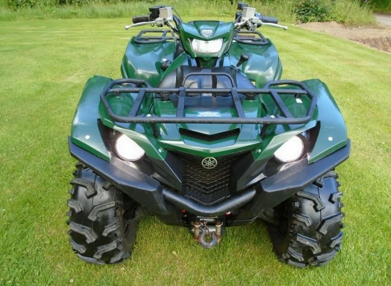 YAMAHA QUAD ATV GRIZZLY 700 4x4 2017