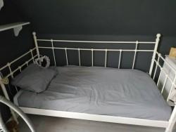 Mooi bed.