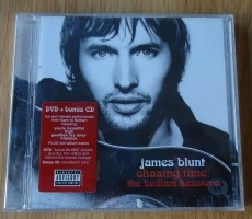 "CD + DVD ""Chasing Time: The Bedlam Sessions"" van James Blun…"