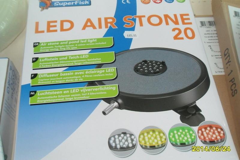 LED air stone