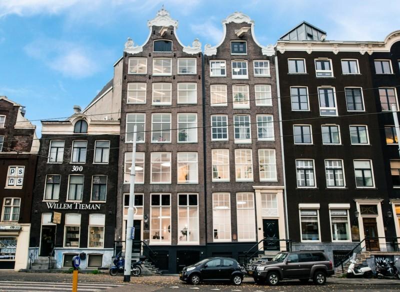 Te huur  Werkplek Nieuwezijds Voorburgwal 269-298 Amsterdam
