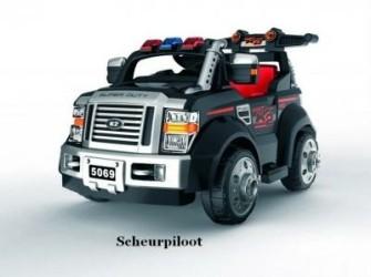 CSI Jeep, 1 persoons 12V + Afstandsbediening NIEUW