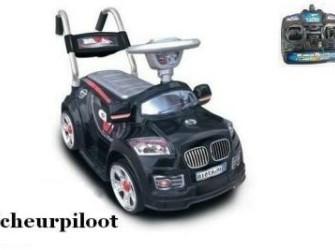 Electrische Loopwagen + RC **NIEUW**Aanbieding