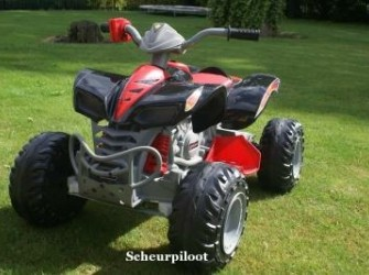 Kinder Quad, 12V (dubbele motors) ~*~NIEUW~*~