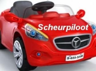 Sportwagen, 1 persoons 12V met Afstandsbed *NIEUW*