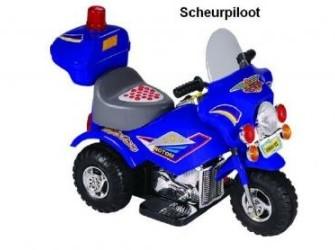 Kleine Motor 6V ***NIEUW*** Kleur:Blauw