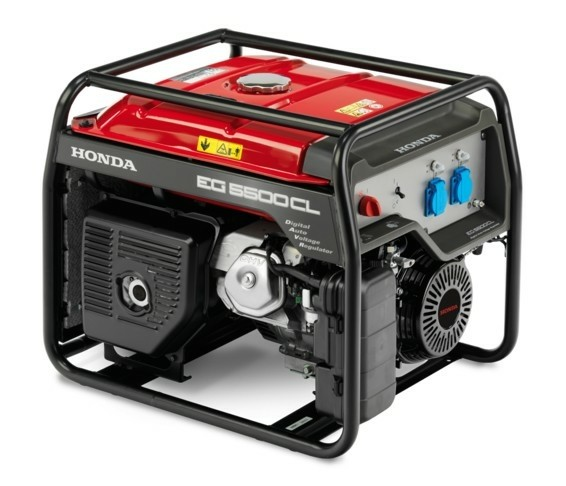 Generator Honda EG5500CL