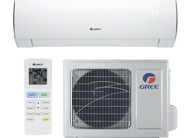 Gree GWH12ACC Fairy airconditioner