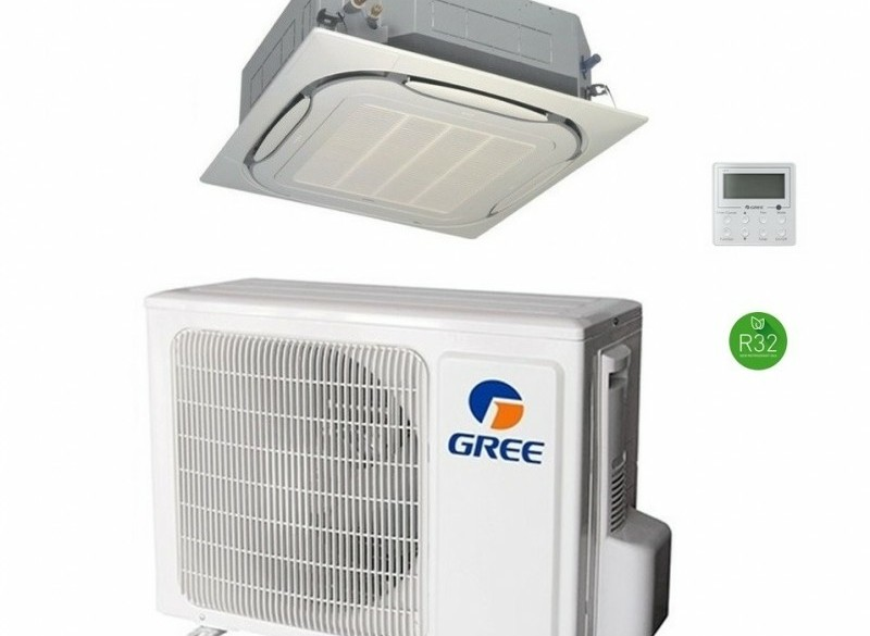 Gree cassette model airconditioner GUD160T