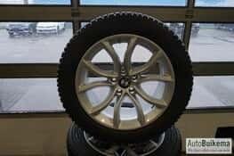 Winterset Bmw X6 F16 19'' Michelin latitude alpin