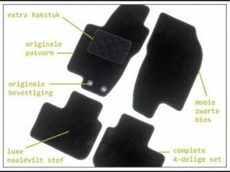 NISSAN automatten | originele pasvorm & luxe kwali