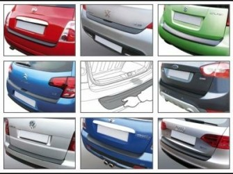 Bumperprotect | bumper beschermlijst voor SEAT (ni