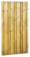 Linia deur geschaafd vuren 100 x 180 cm