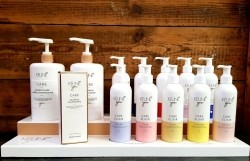 Nieuw:  persoonlijke Shampoo en Conditioner, Keune YOU