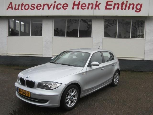 BMW 1-SERIE 1.6 I 116 90KW 5DR h6
