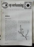 oude uitgave - Op verkenning - Soda - 1963/64