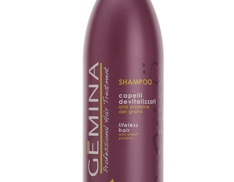 GEMINA Wheat Proteine Shampoo, 1000ml