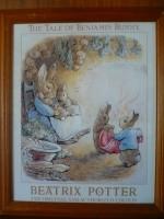 Ingelijste Peter Rabbit