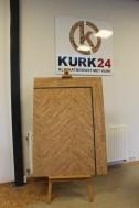 Nieuw bij Kurk24: Kurk visgraat vloeren.