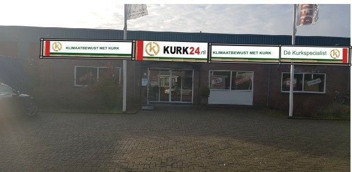 18 april Opening nieuwe pand Kurk24 in Westerbork