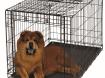 Hondenbench met roldeur Topmerk -40% tussenscherm & vetbed