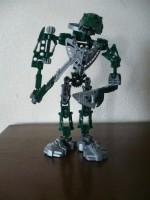 Knex Robot.