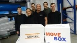 verhuisdozen huren  Schagen