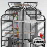 Papegooienkooi topmerk Strong nergens goedkoper!