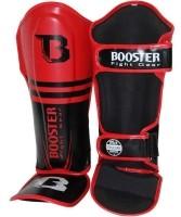 Booster Kickboks Scheenbeschermers Pro Siam 1 Zwart Rood Ki…