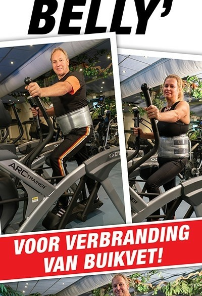 "Nieuw bij Fantastic Sports de ""Better Belly""!"
