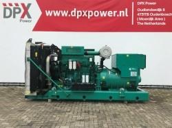 Cummins C900D5 - 900 kVA Generator - DPX-18527
