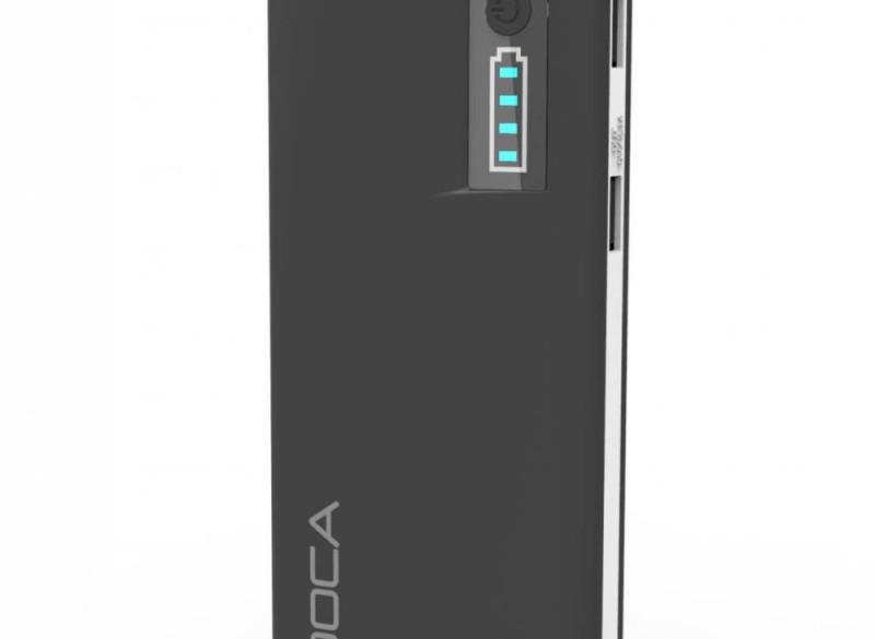 Originele DOCA D566A 13000mAh Powerbank Noodaccu Oplader Zw…