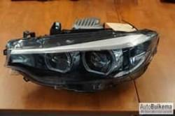 Origineel Bmw 4 Serie F36 Gran Coupe koplamp links