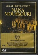 Dvd Nana Mouskouri Live