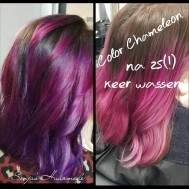 Sonja's Haarmode heeft ook de Color Chameleon van Keune