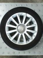 """0468 Set 18"""" Maserati Ghibli wielen IZGST + TPMS!!"""