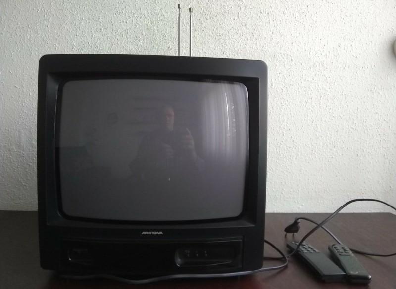 Klein TV toestel