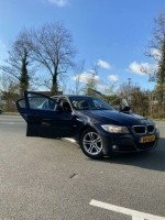 BMW 3-Serie 90KW 2009 Blauw
