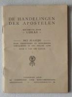 Boekje - De Handelingen Der Apostelen