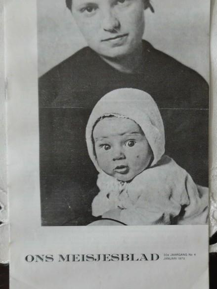 Ons Meisjesblad No. 4 - 1970