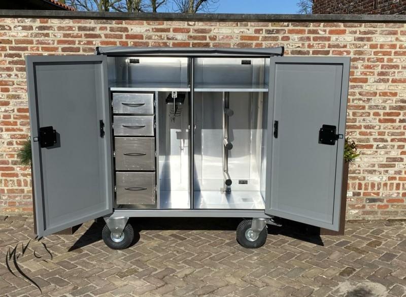 Paardenwagen - paardenvrachtwagen MVV Concourskasten.NL |Z…