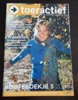 Toeractief - routeboekje 5 - 2009