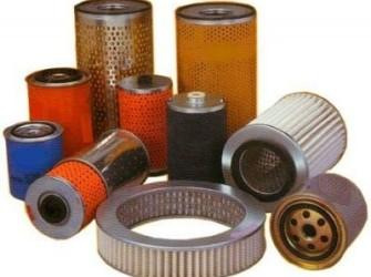 Brandstoffilter va, 2,78; Luchtfilter va. 8,75 etc