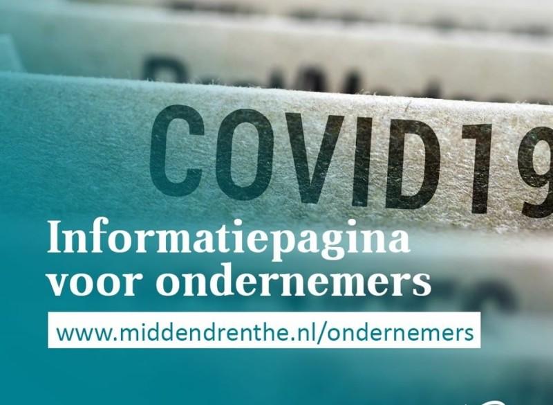 Coronavirus: informatiepagina voor ondernemers