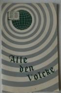 Boekje - Alle den Volcke - 1953