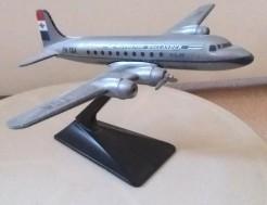 Schaalmodel; De vliegende hollander - vliegtuig