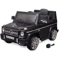vidaXL Elektrische auto Mercedes Benz G65 SUV 2 motors zwar…