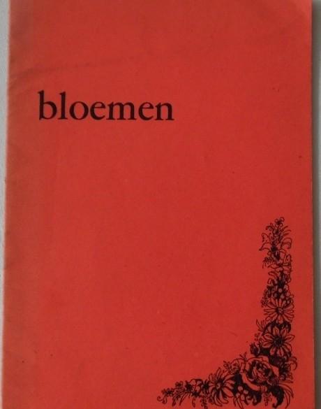Lesbrief - Bloemen - 1968