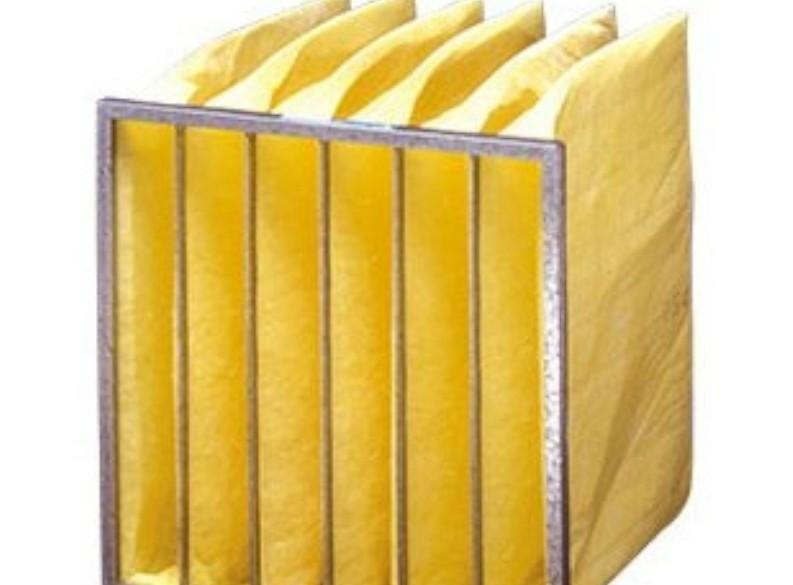 Zakkenfilter F8 - 300 - 500 - 600 mm