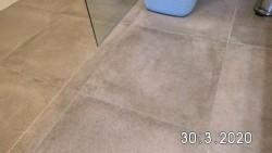 Vloertegels voor badkamer of toilet
